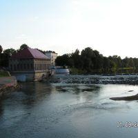 Elektrownia wodna w Nysie, Ныса