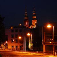Ostrówek, Ополе