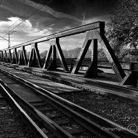 kolejowy most, Ополе