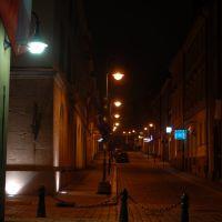 Opole - ul.Osmańczyka, Ополе