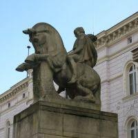 Pomnik poświęcony poległym pocztowcom podczas I w.ś., Ополе