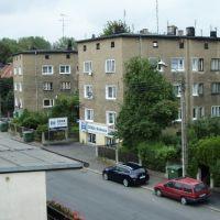 Prudnik, ul. Kolejowa 200908221432, Прудник