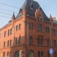 Prudnik-ul.Dąbrowskiego-hotel, Прудник