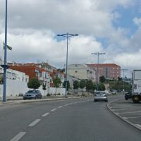 Rua Gonçalves Ramos, Амадора