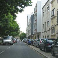 Avenida Dr. Miguel Bombarda - Pendão, Амадора