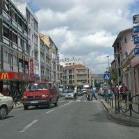 Avenida José Elias Garcia, Амадора