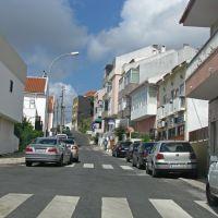Rua Aquilino Ribeiro - Brandoa, Амадора