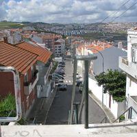 Rua Jorge de Sena - Brandoa, Амадора