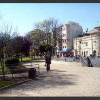 Venteira, Parque Delfim Guimarães, Амадора