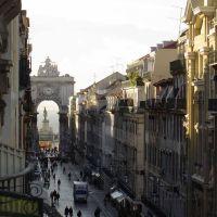 Rua Augusta  - Baixa, Лиссабон