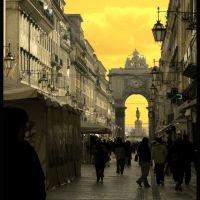 Da Prata a Áurea, Лиссабон