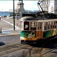il tram depoca, Лиссабон