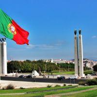 LISBOA - Parque Eduardo VII *** LISBON -  Edward VII Park, Лиссабон
