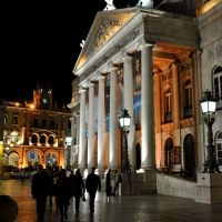 Teatro Nacional D. Maria II, Лиссабон