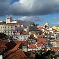 Alfama, Lisbon, Лиссабон