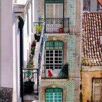 Lissabon, Travessa de Santo António da Sé, Лиссабон