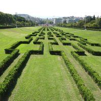 Parque Eduardo VII, Lisbon, Portugal, Лиссабон