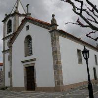 Igreja de Cunha, Брага