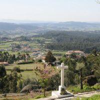 View from Senhora da Boa Fé, Брага