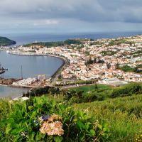 Cidade da Horta, Ilha do Faial, Вила-Нова-де-Гайя