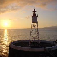 Azores - Sunrise at Faial Island Harbour, Вила-Нова-де-Гайя