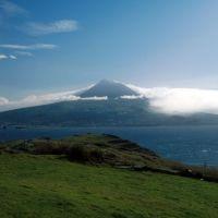 Pico desde Faial, Вила-Нова-де-Гайя