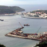 Marina da cidade da Horta-Faial, Матосинхос