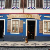 Café Sport, Horta, Матосинхос