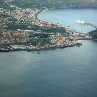 Horta from the Air, Опорто