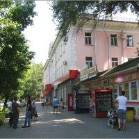 Несуетный проспект Ленина, Абакан