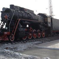 Поезд, Абакан