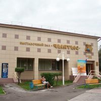 "Exhibition center ""Chaltys"" of Abakan Art Gallery, Абакан"