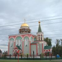 Church of Saints Helen and Constantine, Абакан