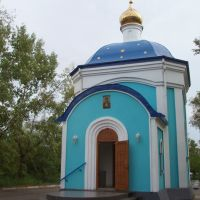 Church of the Icon of Our Lady of the Sign, Абакан