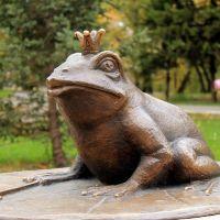Царевна-лягушка., Абакан