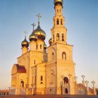 Ortodox church, Абакан