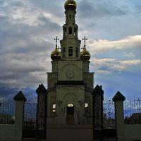 г. Абакан, Преображенский собор, Абакан