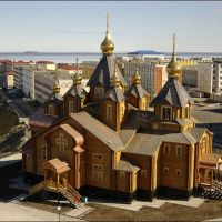 Trinity Cathedral, Анадырь