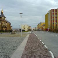 ул. Ленина. 2007 год., Анадырь