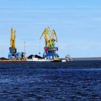 Docks, Анадырь