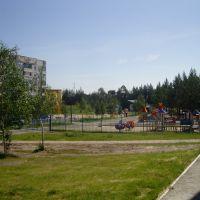 Детский парк. 2010 год, Покачи