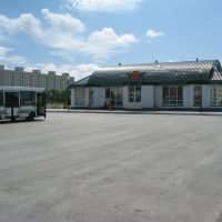 автовокзал, Радужный