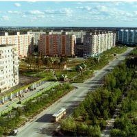 7 мкр. и ул.50 лет Победы (архив), Радужный