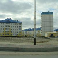 новые дома 9 мкр., Радужный