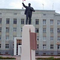 Памятник В.Ленину, Урай