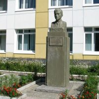 Памятник герою-пограничнику Анатолию Яковлеву, Урай