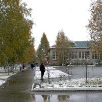 Первый снег, Урай