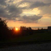 Закат, Пыть-Ях