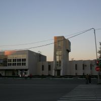 Железнодорожный вокзал, Пыть-Ях