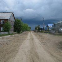 ул.Астраханцева, ремонт, июнь 2010, Игрим